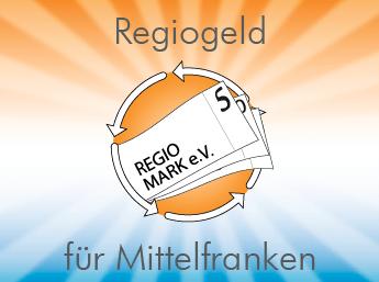 Regiogeld für Mittelfranken Logo